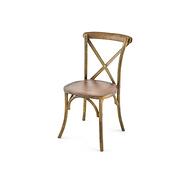 Cross Back Chair Rental