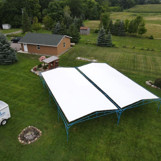 Wedding Tent Rental | Chair and Table Rental