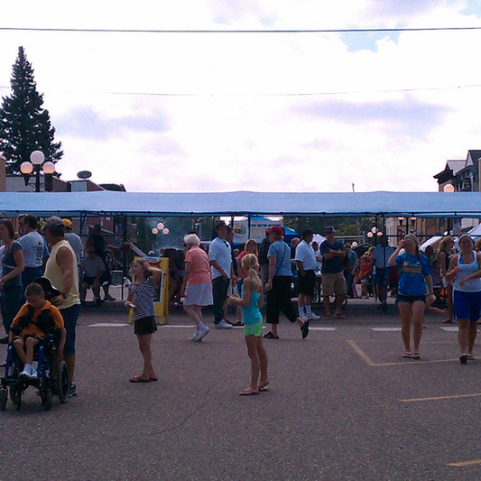 20x40 Festival Tent Rental