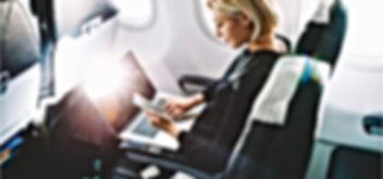plane passenger calf flexors 1