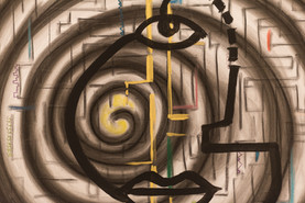 Riddle in a labyrinth