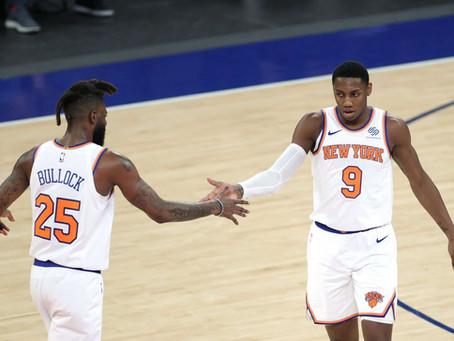 Knicks get revenge on Charlotte for 7th straight win