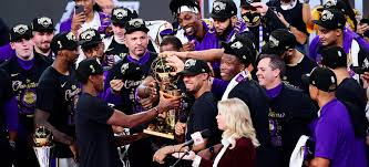 Lakers summon showtime spirit to seal 17th Championship