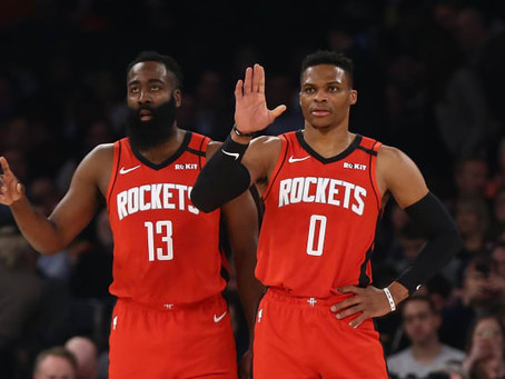 3 options for the Rockets after Westbrook demands trade!