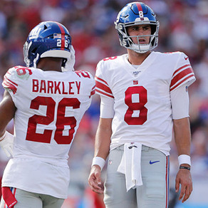 Can the Giants have a winning 2021?