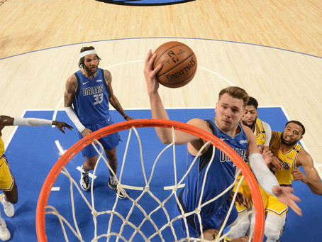 Dallas hold off Lakers for 32nd win