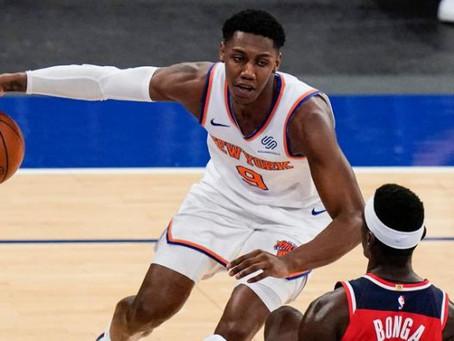 Barrett earns Knicks comeback win