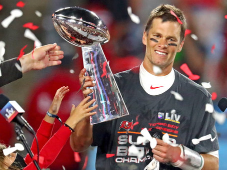 Complete performance from Buccaneers brings Brady his 7th ring