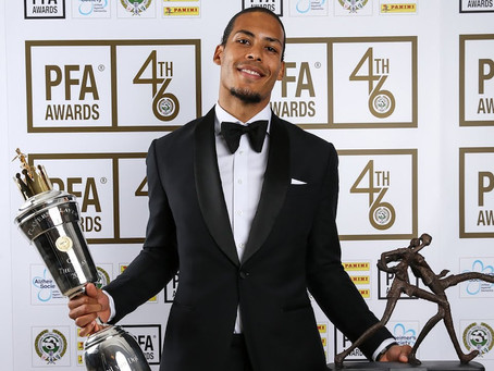 Daily Quiz: Name the players to win 2 PFA Player of the Year awards
