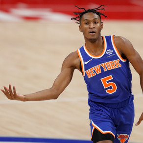 Could a starting birth for Quickley take the Knicks to an even greater level?