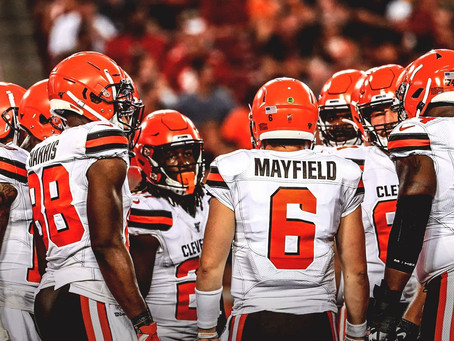 Season Preview: Cleveland Browns