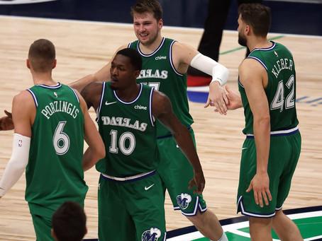 Dallas secure comeback win against the Bucks
