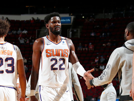 Suns stay hot with victory over Houston