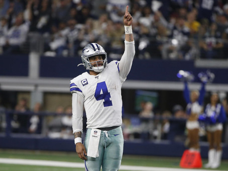 Can Prescott deliver the ultimate prize to Dallas?
