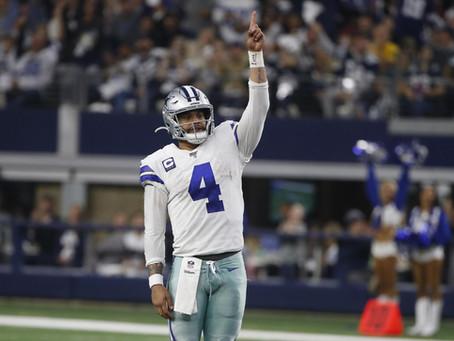 Can Prescott deliver the ultimate prize to Dallas?