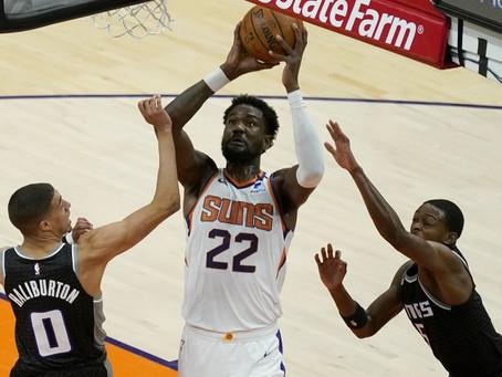 Ayton & the Suns heap the misery on Sacramento