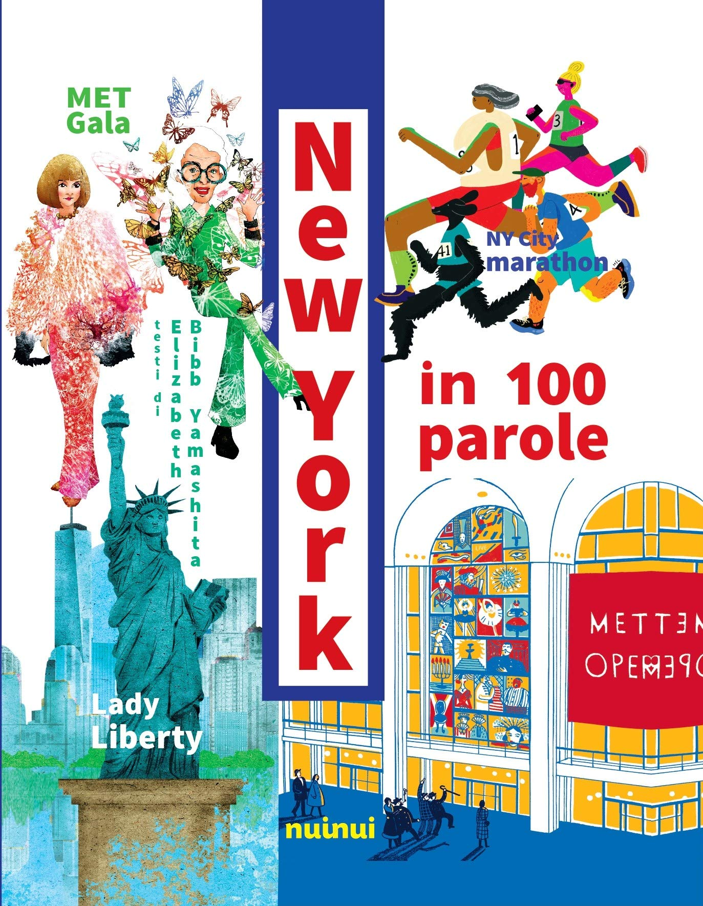 New York in 100 parole
