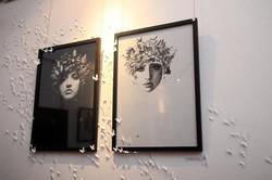Solo Exhibition, Oct 2012