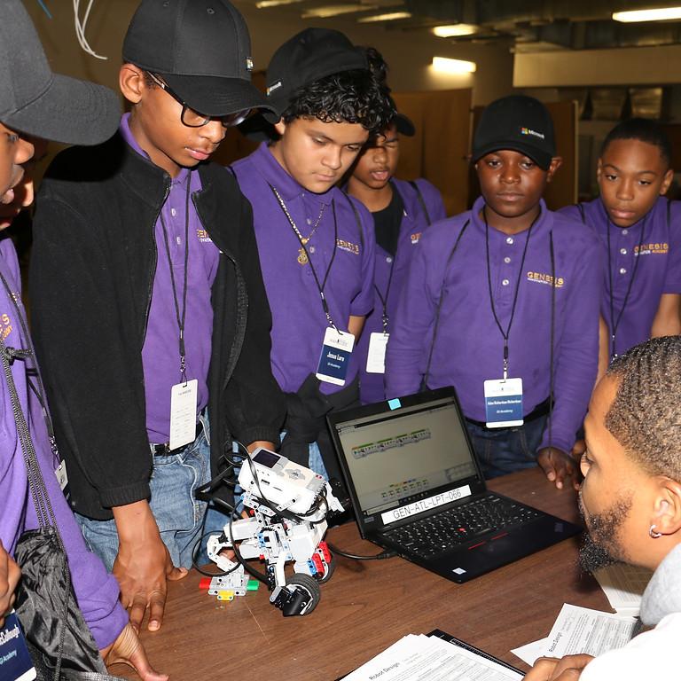 Daily Operation, Johnson STEM Activity Center