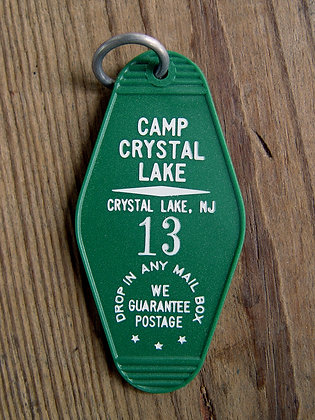 Cabin 13 Key Tag