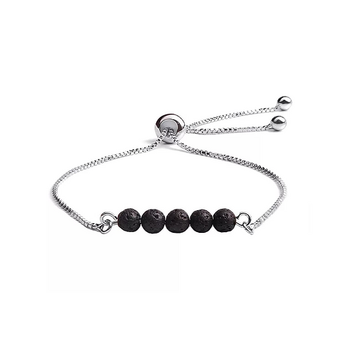 LavaStone kralen armband