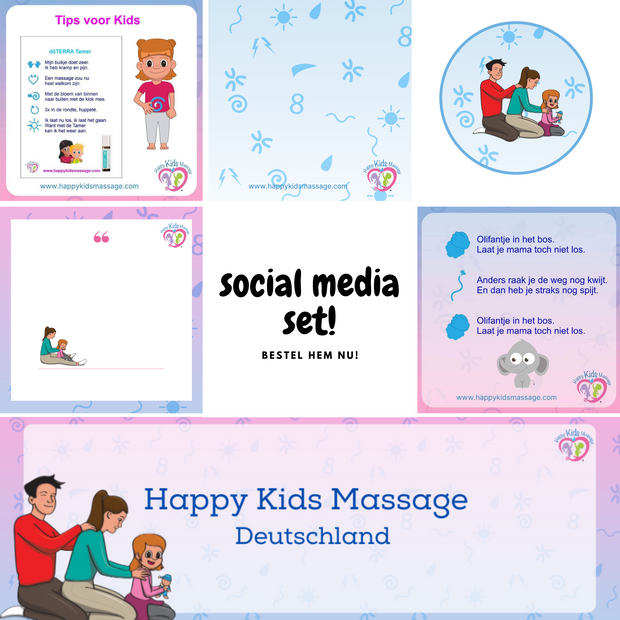 Happy Kids Massage