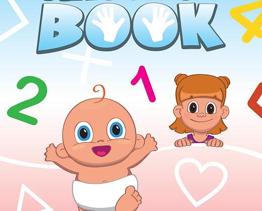 Happy Kids Massage Book voor baby/peuter