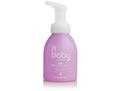 Baby haar & lichaamswas