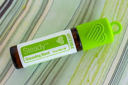 Steady massageroller
