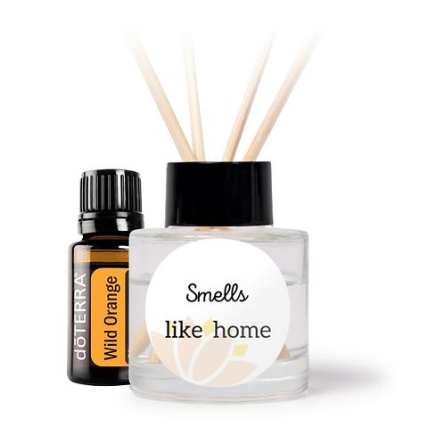 Smells like home Wild Orange Huisparfum