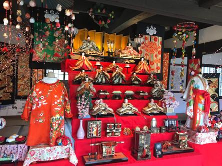 雛祭り・・・熊本県人吉 石野公園 いしの不動産と、なんのゆかりもございませんが・・・先日行って参りました!