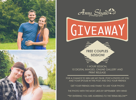 Couples Giveaway!