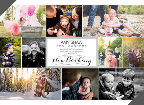 Now Booking Spring Sessions