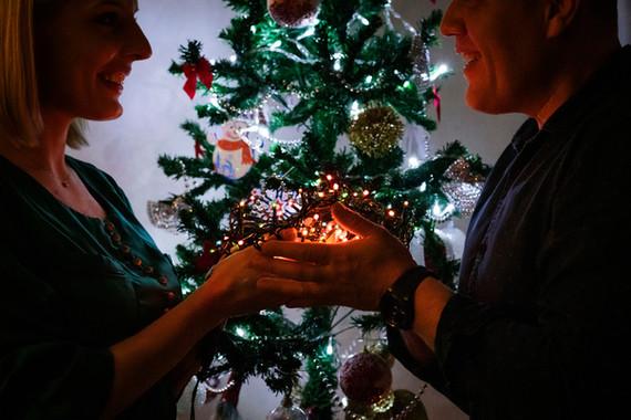 Коледа оставя в сърцето, не в ръцете