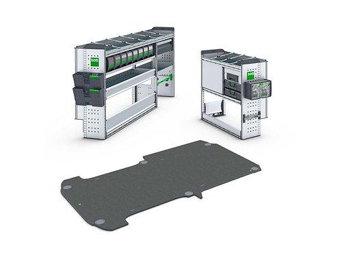 Starter Package M - Para montagem em furgões médios