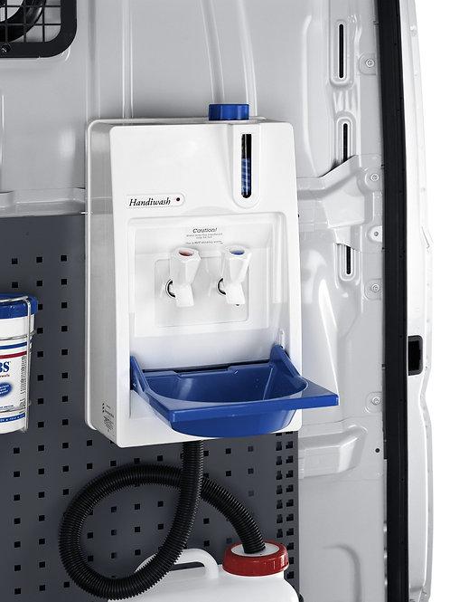 Lavatório 12V com água quente e fria, - 300 X 230 X 525 mm