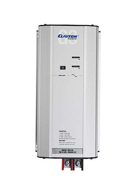 Inversor G3 2324 - 24V - Pico: 4000W - 15 minutos: 2500W - Continuo: 2300W
