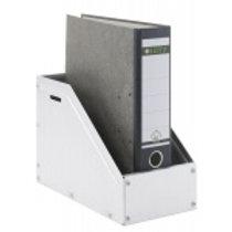 Arquivador metálico para transporte de 2 capas de arquivo DIN A4