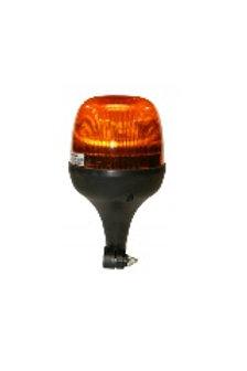 Pirilampo Médio Curto LED 12 V - Diâmetro 126,7 x Altura 230 mm