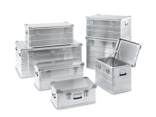 Malas de alumínio para transporte - (L 785 x P 585 x A 410 mm)