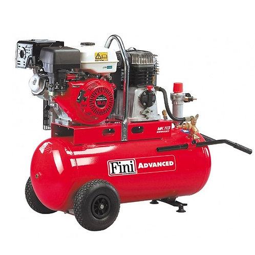Compressor 100 Litros, 14 Bar, 642 l/min - BK 119/100 9S AP - Motor de explosão