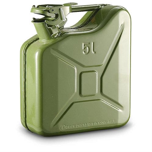 Gerry Can de 5 litros em metal