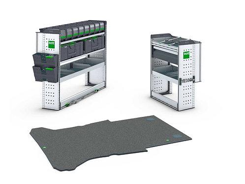 Starter Package S - Para montagem em furgões pequenos