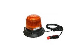 Pirilampo Médio Curto LED 12 V - Diâmetro 140 x Altura 135 mm