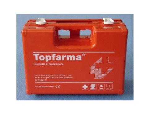 Caixa de primeiros socorros Topfarma