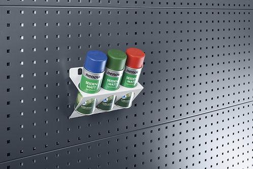 Suporte para 3 latas de spray - 1 unidade