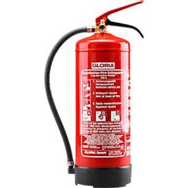 Extintor Gloria 6 Kg pó químico ABC