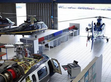 bott Cubio - Na engenharia aeronáutica.