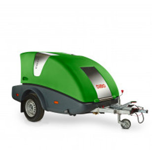 Máquina de lavar com pressão a quente e a frio - Modelo JMB-M 200/18 TG