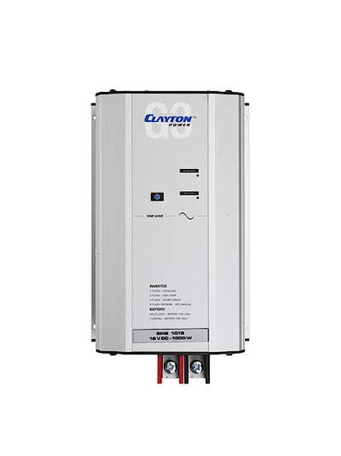 Inversor G3 1012 - 12V - Pico: 2000W - 15 minutos: 1200W - Continuo: 1000W